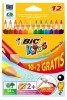 Kredki BIC Triangle Evolution 12 kol x1