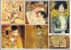 Papier do decoupage A3 ITD 135 G.Klimt x1