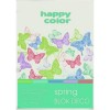 Blok A5 Happy Color Deco Spring 170g 20k x1