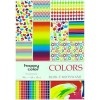 Blok z motywami A4 Happy Color 15ark Colors x1