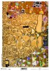 Papier do decoupage A4 ITD Soft - 098 G.Klimt